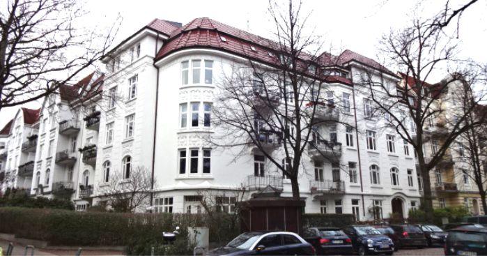 Instandsetzung von Balkonen in Hamburg