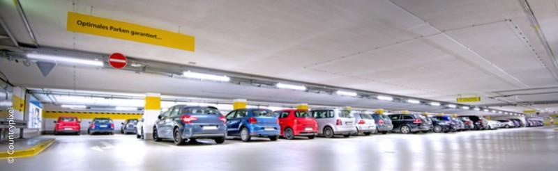 Betoninstandsetzungsplanung in Parkhäusern und Tiefgaragen | IBBI Ingenieurbüro