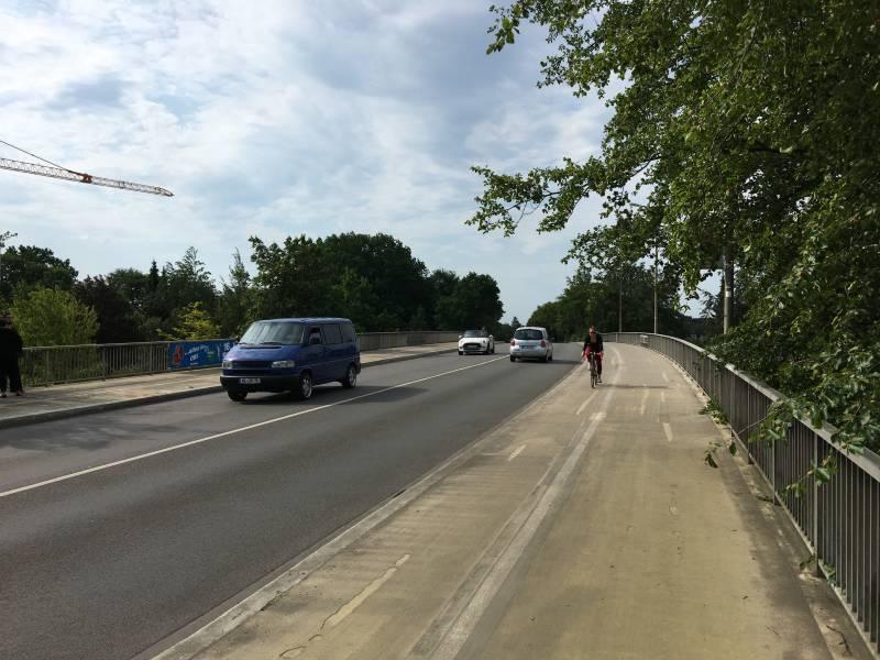 Zustandserfassung Canteleu-Brücke